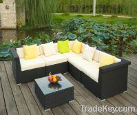 Sell rattan sofa set: ESR-11465