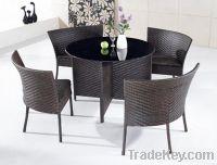 Sell rattan sofa set: ESR-7381