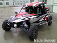 1100cc 4x2 dune buggy turbo CVT