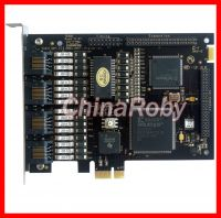 TE220 - asterisk card 2 port ISDN PRI PCI-E card , Digital T1 card E1 card business phone system ip pabx