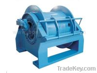 Sell AF series  hydraulic winch