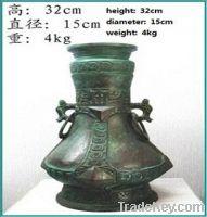 Sell bronze antique imitation: Thirteen Years Yu Hu