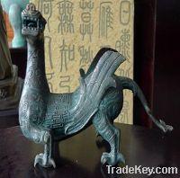 Sell bronze antique : Mythological Animal