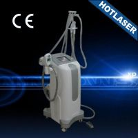 Vacuum velashape slimming machine for body contouring and face lift