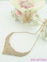 Crystal Wedding Jewelry Item Number : BTL-007242B