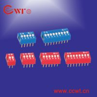 slide type dip switches,digital switch,toggle switch