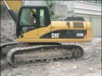 Sell Used 325D excavator