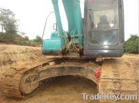 Sell Used kobelco excavator