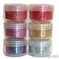 Sell glitter powder, flashing powder, shining powder