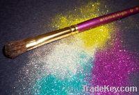Sell gliter powder, holographic powder, flashing powder