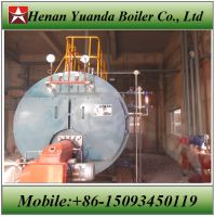 Sell Gas Diesel Fired 1TON STEAM BOILER