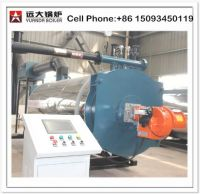 Gas Oil fired Thermal oil boiler, thermal fluid heater