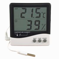 Sell indoor and outdoor thermometer & Hygrometer