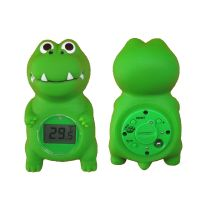 baby digital bath and room thermometer