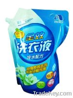 Sell plastic pouch