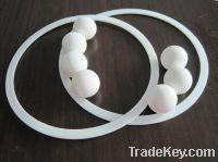 Sell 100% vergin teflon/ptfe O-Ring gasket and ptfe ball