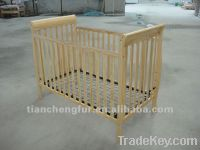 Sell Solid Wood Baby Crib