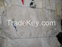 Sell used clothes wiping rags grade A, B, C.