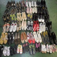 Sell used shoes from  Korea