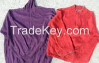 Sell Used Sweaters for recycling