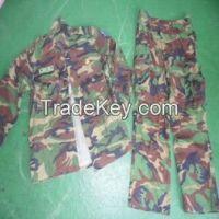 Sell used army uniform AA
