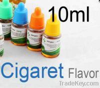 Sell whosale 10ml E-liquid E-juice Cigaret flavors
