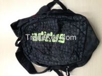 Used school bag