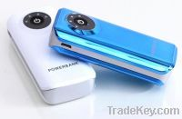 Sell 5600mAh Portable Power Banks, Used for iPad/iPhone/iPod/Smart Pho