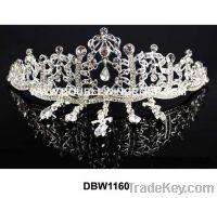 Sell bridal tiara hair comb