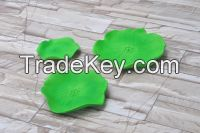 Resin lotus leaf for wall decoration