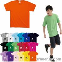 Sell Customized printing t shirt for man with wholesale price