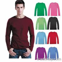 Sell Popular long sleeves t shirt for man