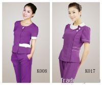 Sell Thai spa and salon beautician uniform