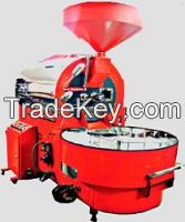 INDUSTRIAL COFFEE ROASTER 120 kg BATCH