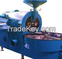 INDUSTRIAL COFFEE ROASTING MACHINE 90 kg batch