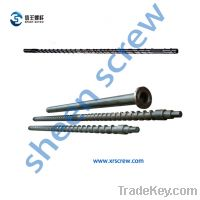 Sell  gas vented single screw and barrel/screw and cylinder/screws