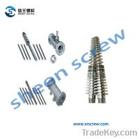 Sell planetary screws and barrels/screw and cylinder