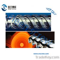 Sell Centrifugal casting bimetallic screw barrel for recycled plastic