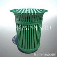 Sell outdoor trash cans
