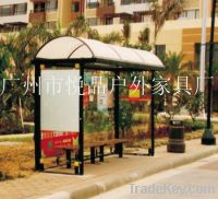 Sell bus shelters waiting shelters