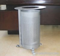 trash can from China