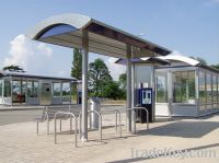 supply bus shelters