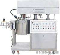 Sell emulsion machine
