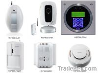 Sell wireless home security products