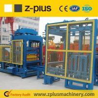 China industrial block making line for overseas market