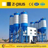 Standard configuration HZS60 concrete batching plant