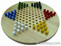 Sell Wooden Chinese Checker game/Chinese board game