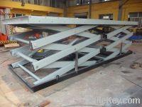 Sell Stationary Scissor Lift Platform(SJG2-5)