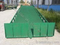 Sell Mobile Hydraulic Dock ramp