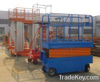 Sell Mobile scissor lift platform